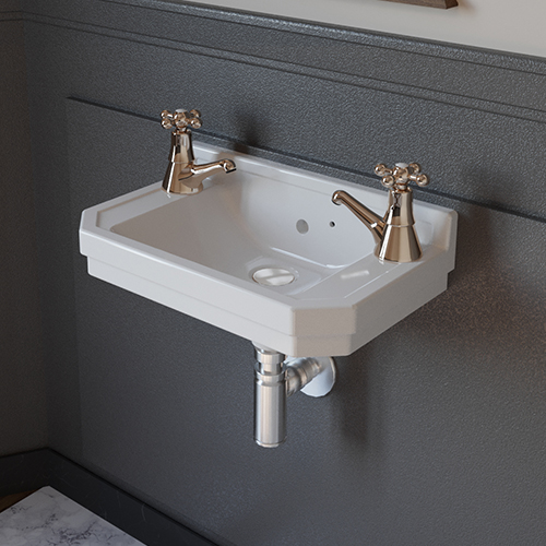 Berkeley 500 Basin White