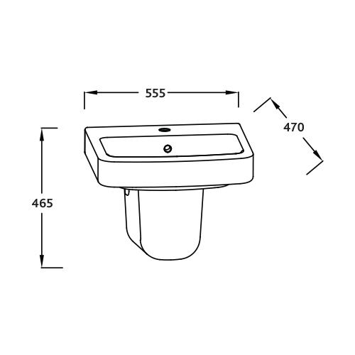 Jade-550-Wash-Basin-Semi-Pedestal-spec
