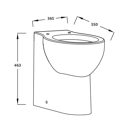 iCare-Back-to-Wall-Raised-Height-WC-Pan-spec