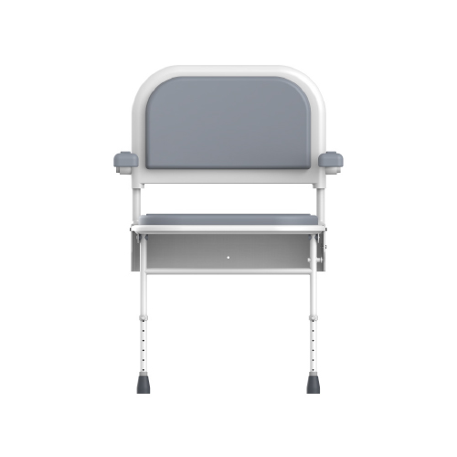 iCare-Shower-Chair-Grey-front